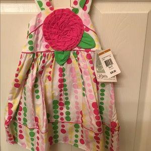 Bonnie Jean girls dress